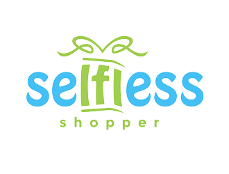 Selfless Shopper logo design
