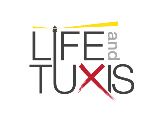 LIFE and TUXIS logo design