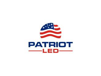 Patriot LED logo design