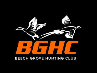 Beech Grove Hunting Club logo design