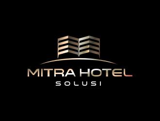 Mitra Hotel Solusi logo design