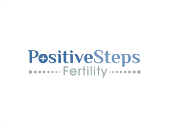 Positive Steps Fertility logo design