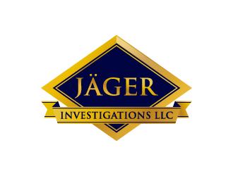 Jager Investigations LLC logo design