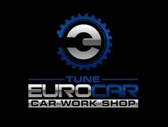 Tune Euro Car Logo Design 48hourslogo Com