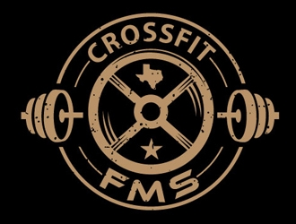CrossFit FMS logo design