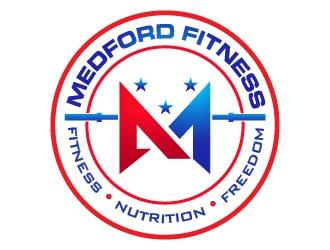 Adam Medfit logo design