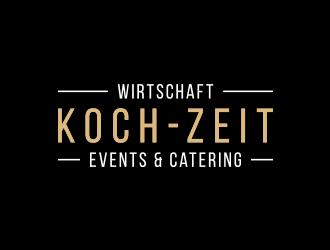 Koch-Zeit logo design