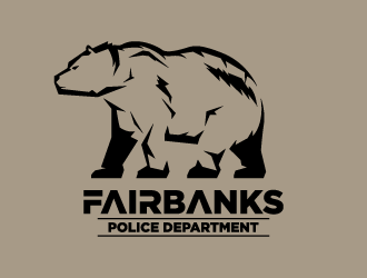 Fairbanks Police Department logo design