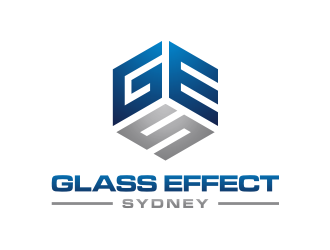 Glass Effect Sydney logo design