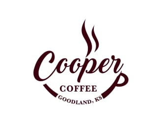 Cooper Coffee logo design