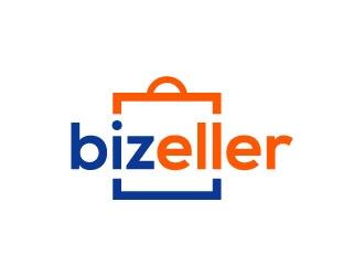 bizeller logo design