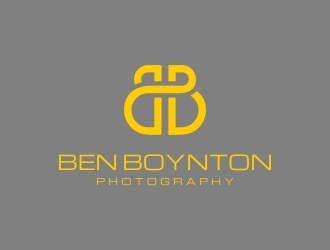 Ben Boynton Photography logo design