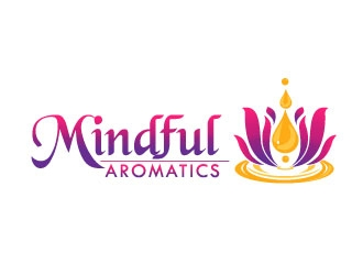 Mindful Aromatics logo design