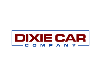 DIXIE CAR COMPANY logo design