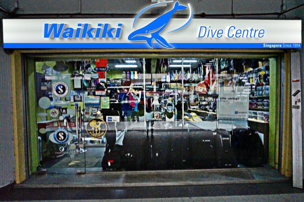 Waikiki Logo logo design