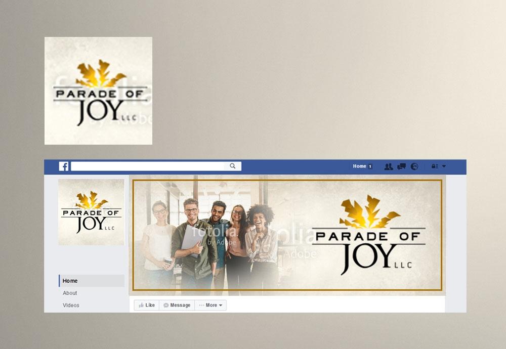 Parade Of Joy, LLC logo design