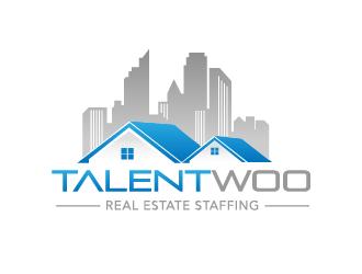 TalentWoo logo design