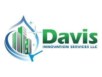 Davis Innovation Services LLC logo design
