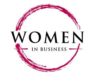 Women in Business logo design