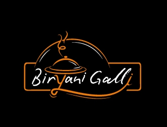 Biryani Galli  logo design