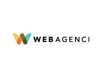 WEB AGENCI logo design