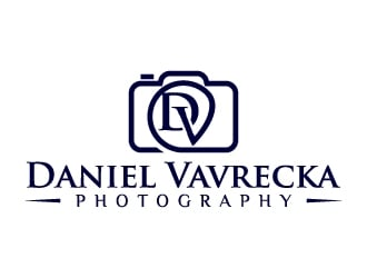 Daniel Vavrecka Photography logo design