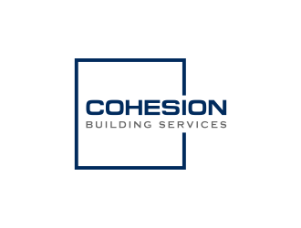 Cohesion Building Services logo design