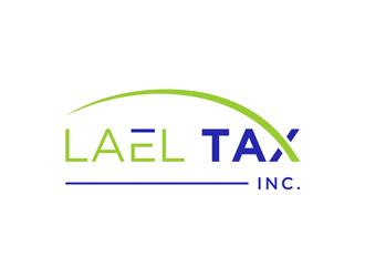 Lael Tax, Inc. logo design