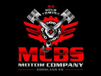 McBs Motor Company logo design