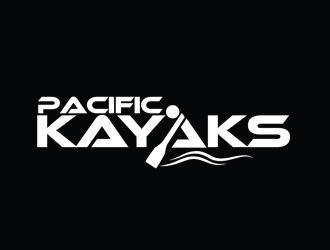 Pacific Kayaks logo design