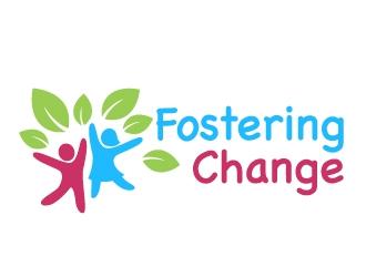 Fostering Change logo design winner