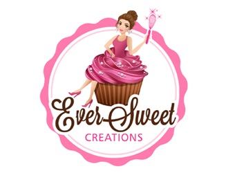 EverSweet Creations  logo design