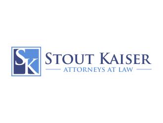 Stout Kaiser logo design