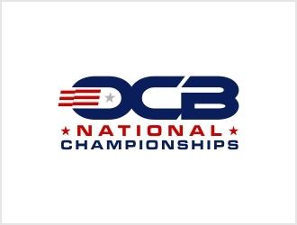 OCB National Championships logo design