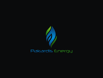 Green Africa Energy logo design