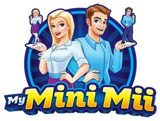 My Mini Mii logo design