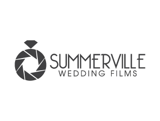 Summerville Wedding Films logo design