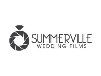 Summerville Wedding Films logo design