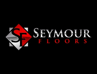 Seymour Floors  logo design