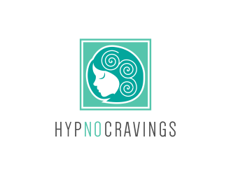 HypNO Cravings  logo design
