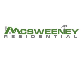 McSweeney Residential  logo design