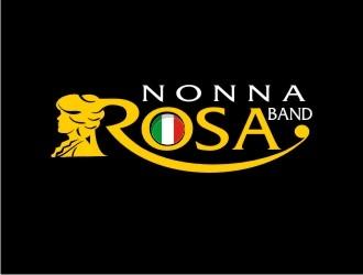 NONNA ROSA BAND logo design
