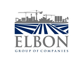 Elbon Group (Elbon Group of Companies) logo design
