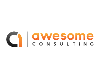 Awesome Consulting logo design