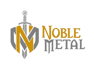 Noble Metal logo design