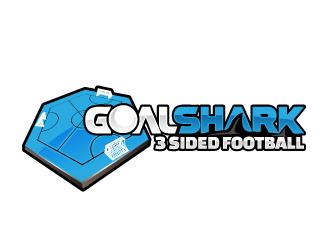 GOALSHARK  logo design