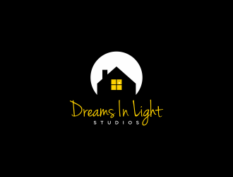 Dreams In Light Studios  logo design