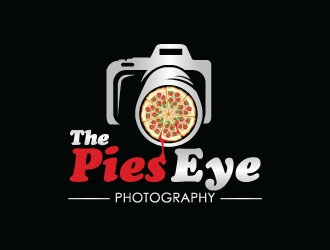 The Pies Eye logo design