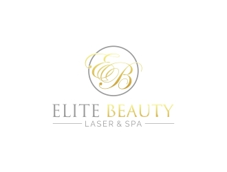 Elite Beauty Laser & Spa  logo design