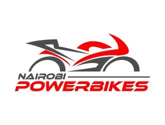 NPS - NAIROBI POWERSPORTS logo design